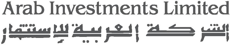 Arab Investments