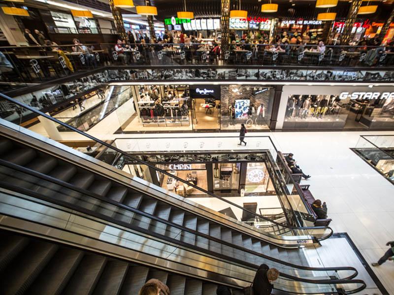 Mall Of Berlin Außenansich Arab Investments - Mall of berlin map